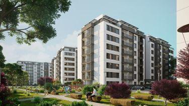 Hagag Development Europe finalizează structura primelor trei imobile din proiectul H Pipera Lake