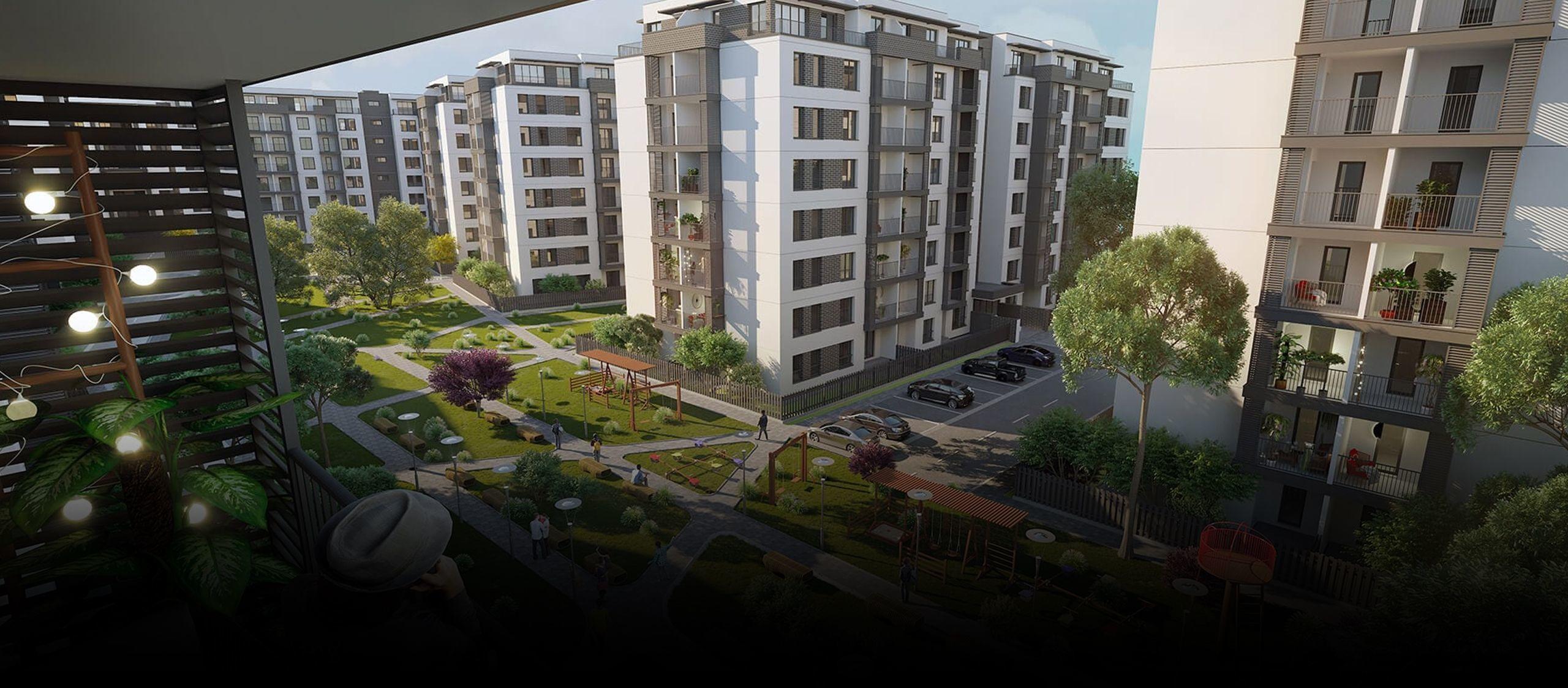 Israelienii de la Hagag au început construcţia proiectului rezidenţial H Pipera Lake, o investiţie de 90 milioane de euro