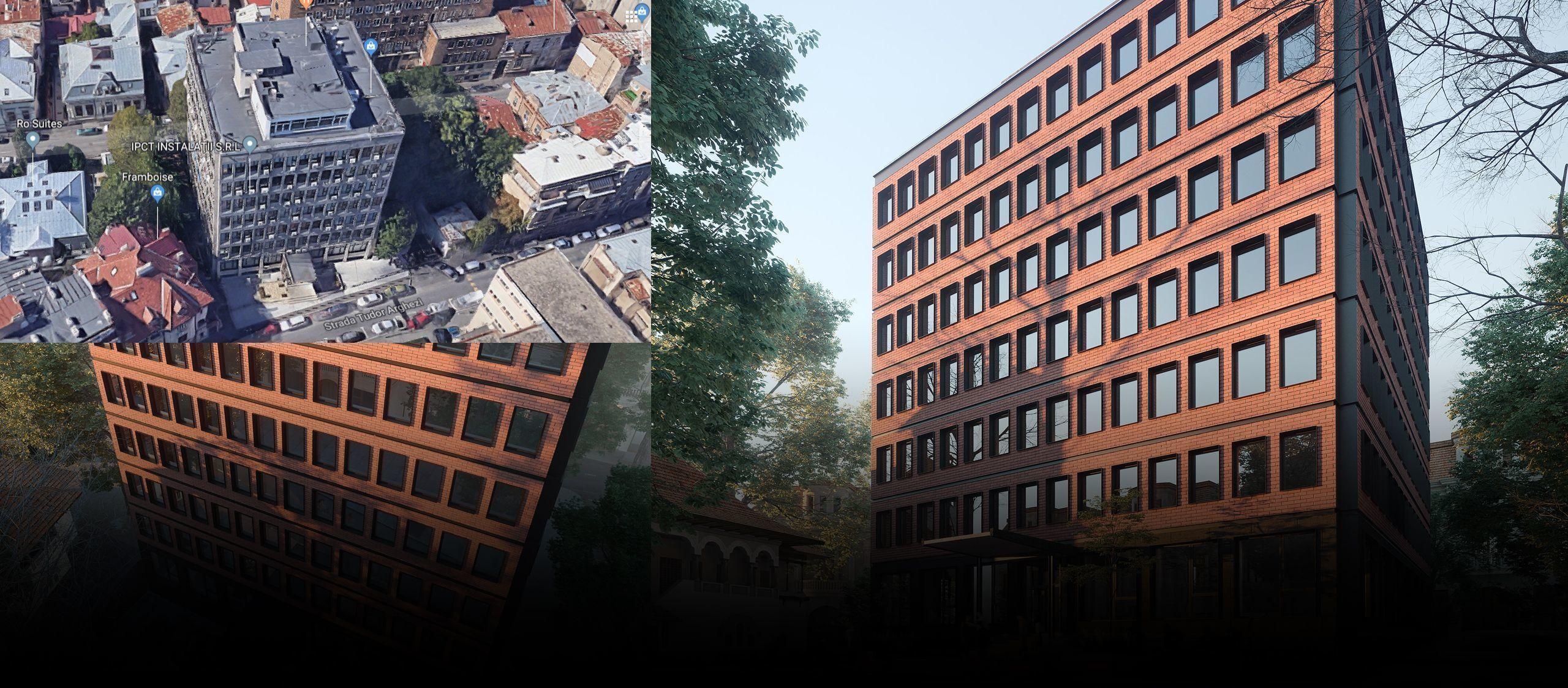 Hagag Development Europe investește 14 mil. euro într-un nou proiect de spații de birouri din București